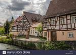 Fachwerkhäuser an de Pegnitz